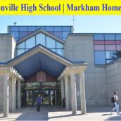 UNIONVILLE  HIGH SCHOOL | MARKHAM HOMESTAY | INTERNATIONAL STUDENTS